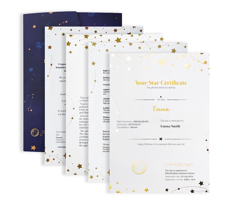 Печатный подарочный набор